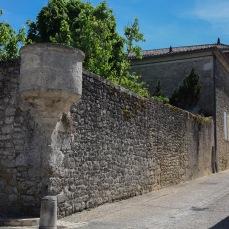 Le village de Gensac
